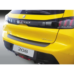 Plastična zaščita odbijača za Peugeot 208 5 vrat