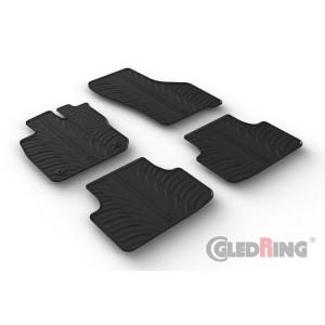 Gumi tepihi za Seat Leon (MK4 & Hybrid HB)