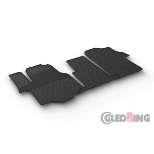 Gumi tepihi za Volkswagen Crafter