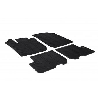 Gumi tepihi za Dacia Logan