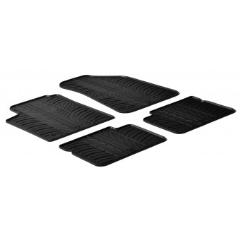 Gumi tepihi za Fiat Bravo (5 vrat)