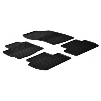 Gumi tepihi za Mitsubishi Outlander