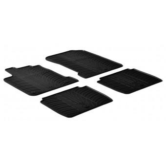 Gumi tepihi za Renault Latitude (4 vrata avtomatik)