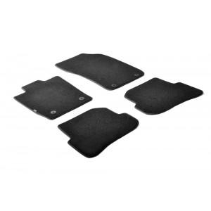 Tekstilni tepihi za Audi A1 (3 & 5 vrata/Sportback)