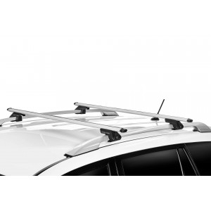 Strešni nosilci za Nissan Qashqai+2 (JJ10)