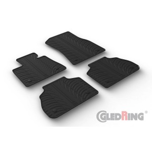 Gumi tepihi za BMW X7 (avtomatik)