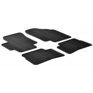 Gumi tepihi za Hyundai Accent