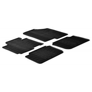 Gumi tepihi za Hyundai Elantra (4 vrata)