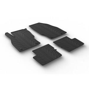 Gumi tepihi za Opel Corsa E
