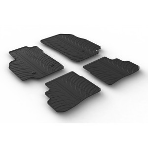 Gumi tepihi za Opel Karl