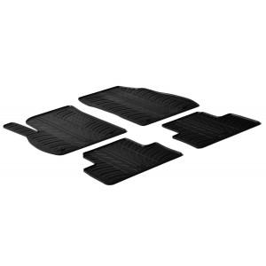 Gumi tepihi za Opel Zafira C
