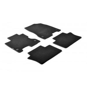 Tekstilni tepihi za Renault Koleos