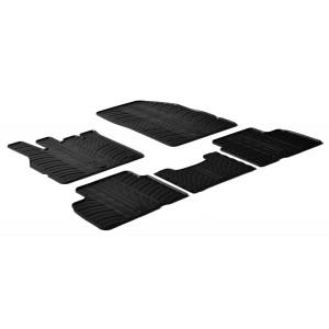 Gumi tepihi za Renault Megane Scenic III