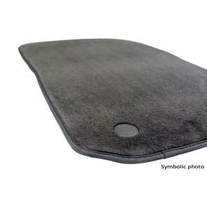 Tekstilni tepihi za Mercedes Class C (W203)