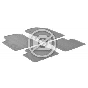 Tekstilni tepihi za Dacia Lodgy (5 sedežev)