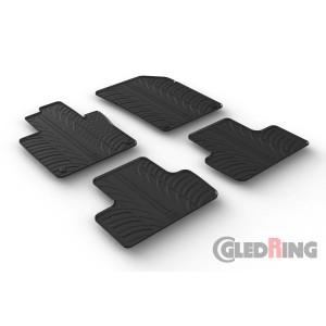 Gumi tepihi za Volvo XC60 (automatic)