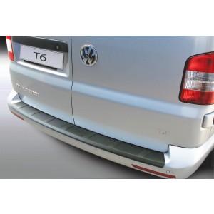 Plastična zaščita odbijača za Volkswagen T6 CARAVELLE / COMBI / MULTIVAN / TRANSPORTER (dvojna prtljažna vrata)