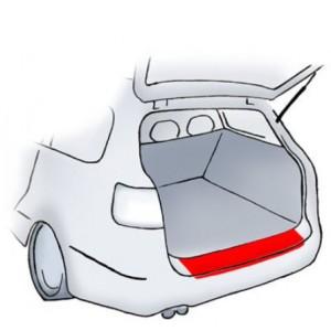 Zaščitna folija za odbijač Skoda Fabia 2 limuzina