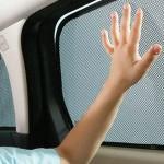 Vožnja brez vročine in UV žarkov? Brez problema!